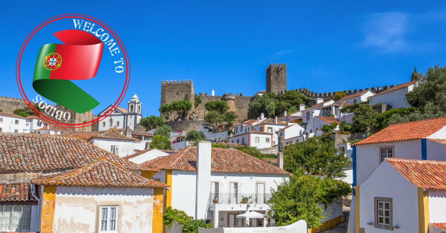 Residences Royal Óbidos: Portugal property investment & passport
