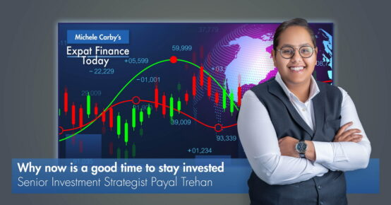 Why now is a good time to stay invested